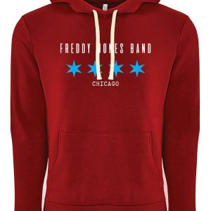 Chicago Hoodie (Red)