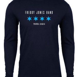 Long Sleeve 2020 Tour T (Navy)
